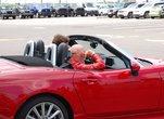 Le tournage de La dérape chez Lévis Chrysler !