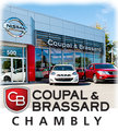 Coupal Brassard Nissan Chambly Logo