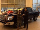 Gagnant du concours Nissan rallye Titan