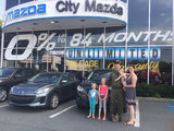 Our Mazda !, City Mazda