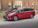 Offrez le confort à votre famille avec la Toyota Sienna 2018 à Laval, Québec