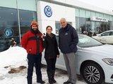 «Excellent service , très contente!!», Volkswagen Lachute