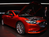 Turbocharged 2018 Mazda6 unveiled in Los Angeles