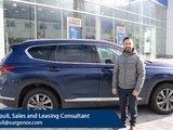 Hyundai Santa Fe Rear Occupant Alert