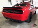 Dodge Challenger 2015 SRT HELLCAT- MANUELLE- GPS- CUIR/TISSUS- CAMÉRA!!