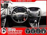Ford Focus 2015 SE***AUTO+BLUETOOTH+CAMERA DE RECUL***