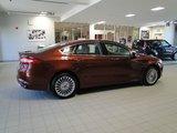 Ford Fusion 2015 TITANIUM ECOBOOST AWD *NAV*CUIR*CAMERA RECUL*