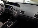 Honda Civic Coupe 2015 LX, sièges chauffants, bluetooth