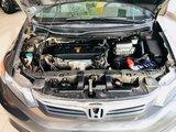 Honda Civic Sdn 2012 LX AIR CLIMATISÉE BLUETOOTH MAGS JAMAIS ACCIDENTÉ