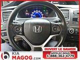 Honda Civic Sedan 2014 LX / JAMAIS ACCIDENTÉ / SIEGES CHAUFFANTS