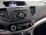 Honda CR-V 2016 LX, caméra, sièges chauffants