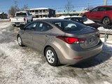 Hyundai Elantra 2014 L MAN BRONZE