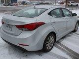 Hyundai Elantra 2014 GLS*TOIT*BLUETOOTH**CAM RECUL*AC*CRUISE*S. CHAUFF*