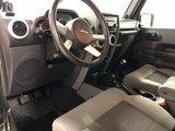 Jeep Wrangler Unlimited 2010 Sahara GROUPE ÉLECTRIQUE TOIT DURE ET TOIT MOU +++