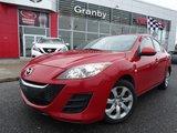 Mazda Mazda3 2010 GX/AUTOMATIQUE/VITRES ÉLECTRIQUE/AIR CLIMATISÉ/