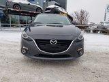 Mazda Mazda3 2016 GT*SPORT*CERTIFIE*GPS*AC*CUIR*TOIT*BOSE*BLUETOOTH*