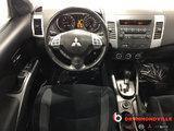 Mitsubishi Outlander 2012 LS SUN AND WHEELS - CERTIFIÉ - TOIT + DÉMARREUR!!