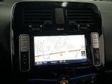 Nissan Leaf 2015 SV, navigation, volant et siège chauffants