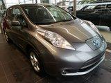 Nissan Leaf 2015 SV GPS CAMÉRA DE RECUL SIÈGE CHAUFFANT MAGS