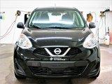 Nissan Micra 2015 S/MANUELLE BASE/PNEUS HIVER SUR ROUE
