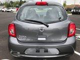 Nissan Micra 2017 SV AUTOMATIQUE AIR CLIMATISÉ BLUETOOTH CERTIFIÉ