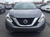Nissan Murano 2016 SV AWD TOIT GPS CAMÉRA DE RECUL JAMAIS ACCIDENTÉ