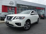 Nissan Pathfinder 2017 SL/4X4/CUIR/7 PASSAGERS/VOLANT CHAUFFANT/MAGS