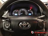 Toyota Camry 2014 LE -  AUTO - LIQUIDATION - CAMÉRA - DÉMARREUR