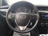 Toyota Corolla 2015 41200 km GROUPE ÉLECTRIQUE