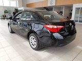 Toyota Corolla 2017 LE CAMÉRA DE RECUL ÉCRAN TACTILE JAMAIS ACCIDENTÉ