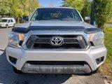 Toyota Tacoma 2013 SR5 V6- 4X4- DOUBLE CAB- CAMÉRA-HITCH-MARCHEPIEDS!
