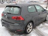 Volkswagen Golf GTI 2016 GTI*MANUELLE*AC*BLUETOOTH*CRUISE*CAM*SIEGES CHAUFF