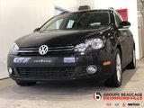 Volkswagen Golf wagon 2013 TDI - DIESEL - COMFORTLINE - WAGON -  BAS KM