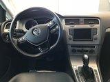 Volkswagen Golf 2016 COMFORTLINE TSI CUIR GPS CAMÉRA DE RECUL