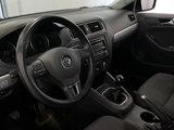 Volkswagen Jetta Sedan 2014 Comfortline, TOIT OUVRANT, SIÈGES CHAUFFANTS