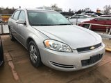 2007 Chevrolet Impala LS 4dr Sdn - VEHICLE SOLD AS-IS! INQUIRE TODAY!