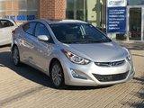 2015 Hyundai Elantra SPORT APPEARANCE **Bi-Weekly Payment $125.95**