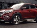 2018 Hyundai Tucson Luxury