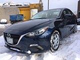 2015 Mazda Mazda3 GX-SKY! MANUAL! ONE OWNER, NO ACCIDENTS!