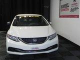 Honda Civic DX 2013
