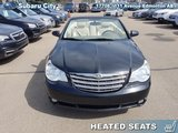 2010 Chrysler Sebring Limited,CONVERTIBLE,LEATHER, ALUMINUM WHEELS, GREAT FOR THIS HOT SUMMER!!!!