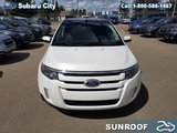 2014 Ford Edge SEL,LEATHER,SUNROOR,NAVIGATION, ALUMINUM WHEELS, BACK UP CAMERA,VERY CLEAN!!!!!   - LEATHER, SUNROOF, NAVIGATION