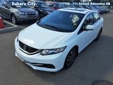 2015 Honda Civic EX,SUNROOF,ALUMINUM WHEELS, HEATED SEATS,BACK UP CAMERA,VERY CLEAN WITH LOW KMS!!!!