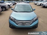 2014 Honda CR-V EX-L,LEATHER,SUNROOF,ALUMINUM WHEELS, KEYLESS ENTRY,PW,PL,AIR,TILT,CRUISE, AS CLEAN AS THEY COME!!!
