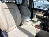 2009 Hyundai Santa Fe LIMITED,AWD,LEATHER,SUNROOF,AIR,TILT,CRUISE,PW,PL,CLEAN CARPROOF,LOCAL TRADE!!!!