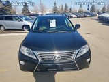 2013 Lexus RX 350 BASE,AWD,LEATHER,SUNROOF,AIR,TILT,CRUISE,PW,PL,SUMMERS AND WINTER TIRES,LOCAL TRADE,CLEAN CARPROOF!!!!
