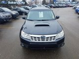 2013 Subaru Forester 2.5XT Limited,AWD,LEATHER,SUNROOF,AIR,TILT,CRUISE,PW,PL,LOCAL TRADE,ONE OWNER!!!!