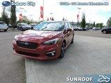 2017 Subaru Impreza 4dr Sdn CVT Sport-tech