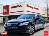 2012 Honda Accord EX-L Local 1-owner Certified
