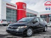Honda Civic DX-A  BERLINE + GARANTIE 10ANS/200.000KM 2010